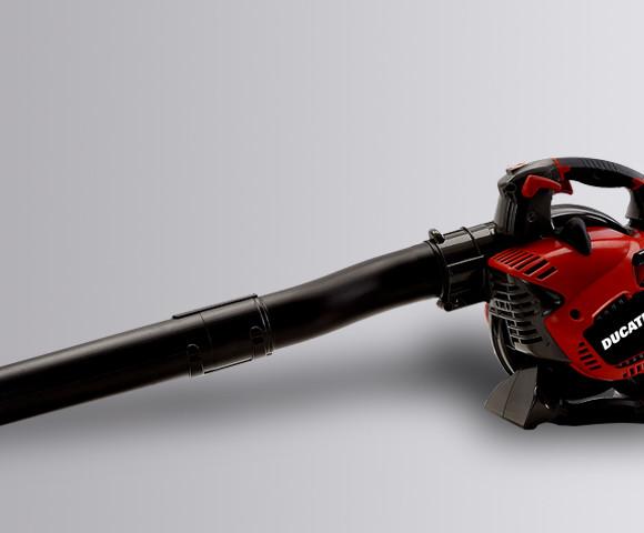 Ducati Gasoline power